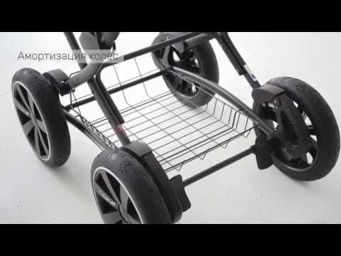 NOORDI POLARIS на шасси CLASSIC Мягкая амортизация колёс