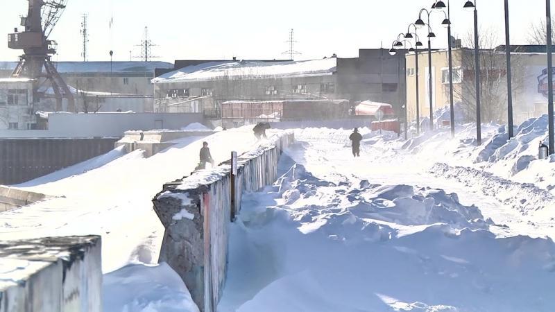 Выходить на лёд уже опасно