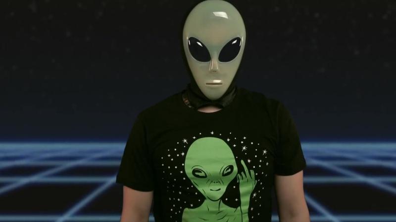 Пришельцы нас похищают![Танец]