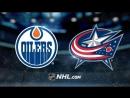 NHL 2017 18 RS Edmonton Oilers Columbus Blue Jackets ENG