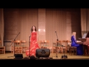Горячева Виктория - Ария Vidit suum