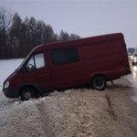 На трассе в Чувашии водитель вышел из машины и был сбит
