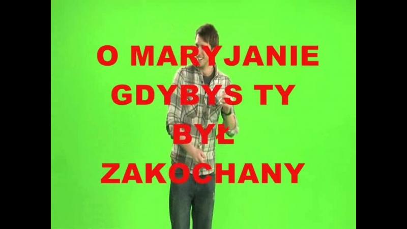 O Maryjanie Karaoke Alexmar Aleksandra Pławińska Muzyka cover