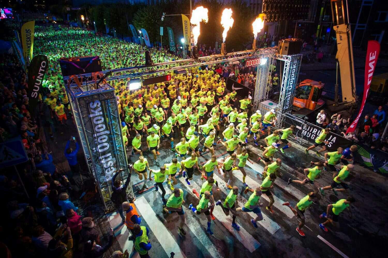 Eesti Ööjooks Night Run Estonia