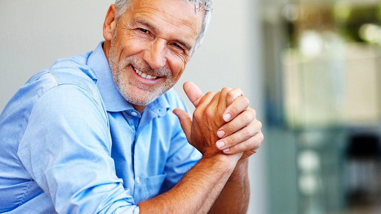 Правила здоровой жизни пожилых мужчин