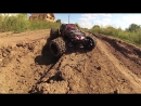 [RC Buyer TV] Traxxas summit гряземес ... Slow Mo video