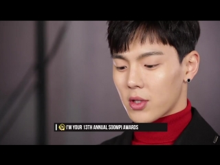 [VK][10.02.2018] 10 Days Left To Vote In The 13th Annual Soompi Awards!