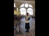 Прослушивание в Русский народный хор имени М.Е. Пятницкого