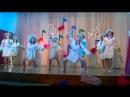 """Танец """"Вечер накануне Ивана Купалы"""". Детская студия """"Любимчики"""", г. Иркутск"""