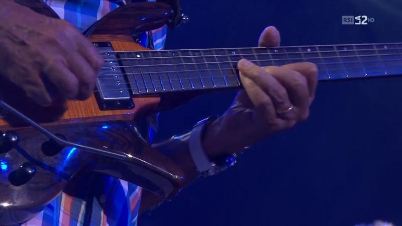 Carlos Santana with John McLaughlin - Live in Switzerland 2016