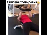 Комплексная тренировка на бицепс, трицепс, грудные мышцы
