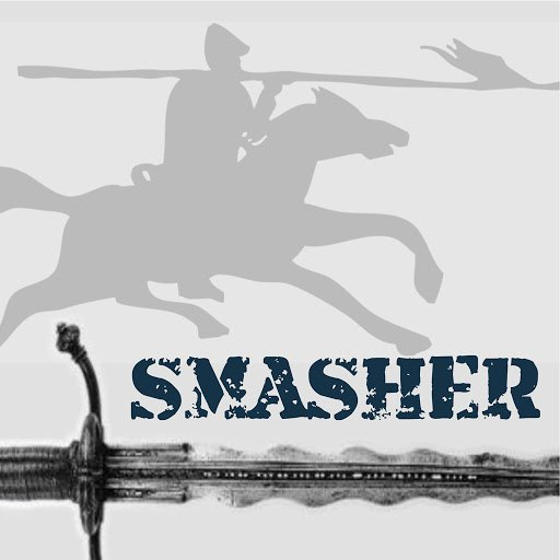 UFO альбом Smasher