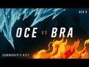 OCE x BRA (Dia 3 - Todos por Um) - IWCA 2016