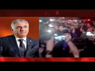 H.I.H. Reza Pahlavi Representing The People of Iran #Iranprotests 2018