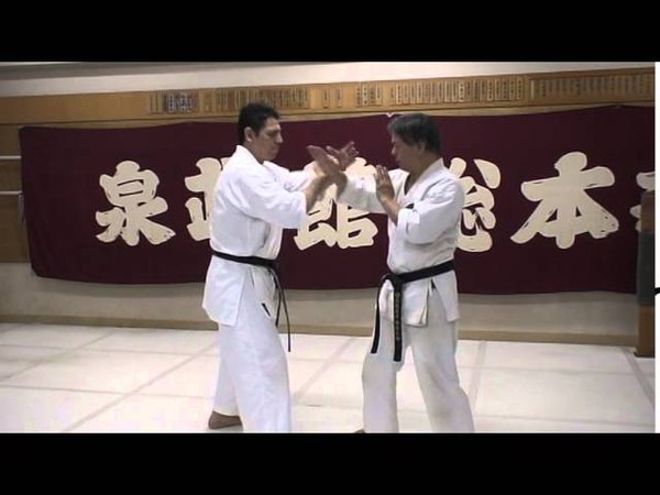 Counter techniques of Senbukai Kakie