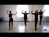 VOGUE Omsk Екатерина Кизиитова, тренировка 19.05.18, ВОГ в Омске, Танцевальный центр