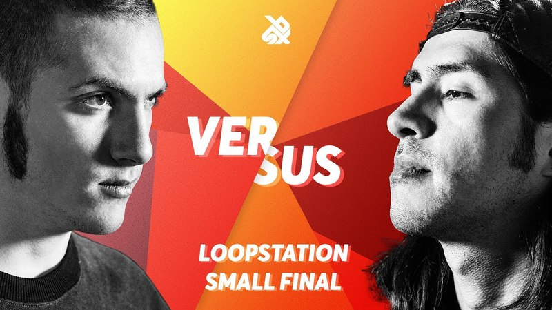 NME vs JARNO IBARRA | Grand Beatbox LOOPSTATION Battle 2018 | SMALL FINAL
