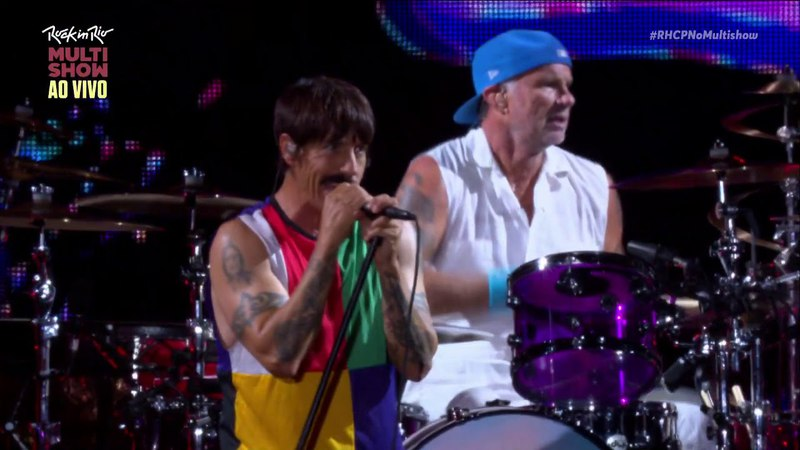 Red Hot Chili Peppers - Dark Necessities - Rock in Rio 2017 [1080p]