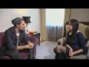 David Garrett - interviewed on Pasaulis pagal moteris TV3 - 05.11.2017