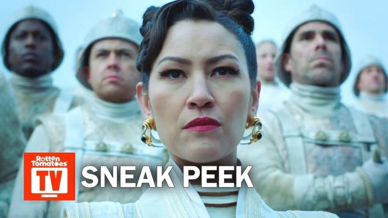 Into the Badlands S03E05 Sneak Peek | Heads Roll | Rotten Tomatoes TV