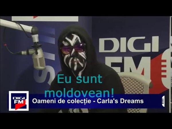 Carla's Dreams-Despre România şi Moldova-Cetăţean român în 2018-2019