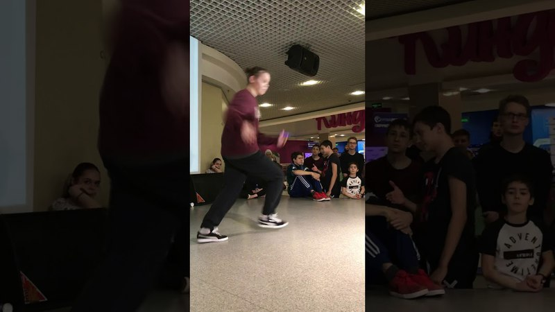 """Privat party"" Cheboksary| House dance judge demo Polina Chipa"