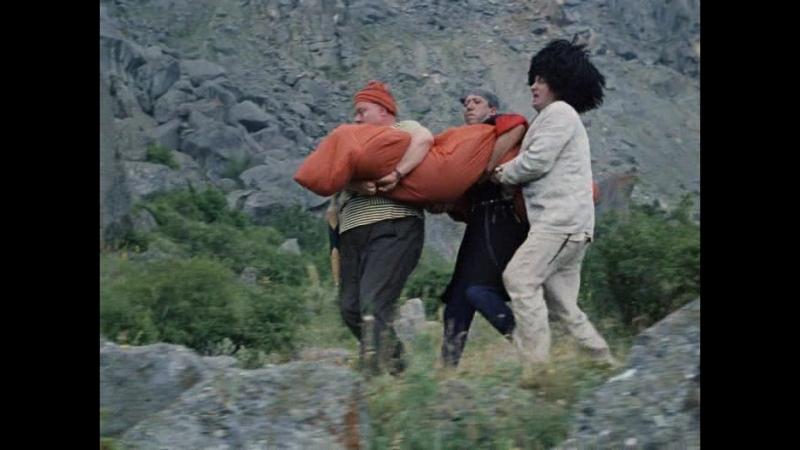 кавказская пленница или новые приключения шурика