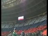 Слава Руси!!! Гимн на матче Россия-Англия...это надо было видеть...