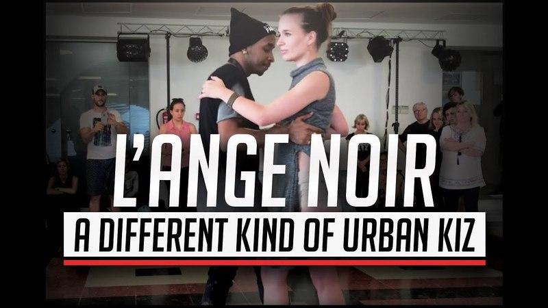 Mr Carly - Corpo De Viola Lange Noir Urban Kiz Dance @ Barcelona Temptation Festival 2017