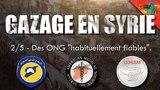 Gazage en Syrie 25 Des ONG