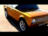 Russian car. Tuning VAZ 2101