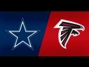 NFL 2017-2018 / Week 10 / 12.11.2017 / Dallas Cowboys @ Atlanta Falcons