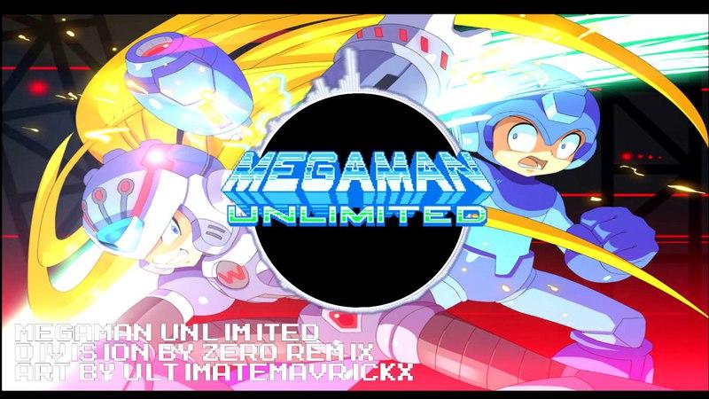 Megaman Unlimited || Division By Zero || Remix