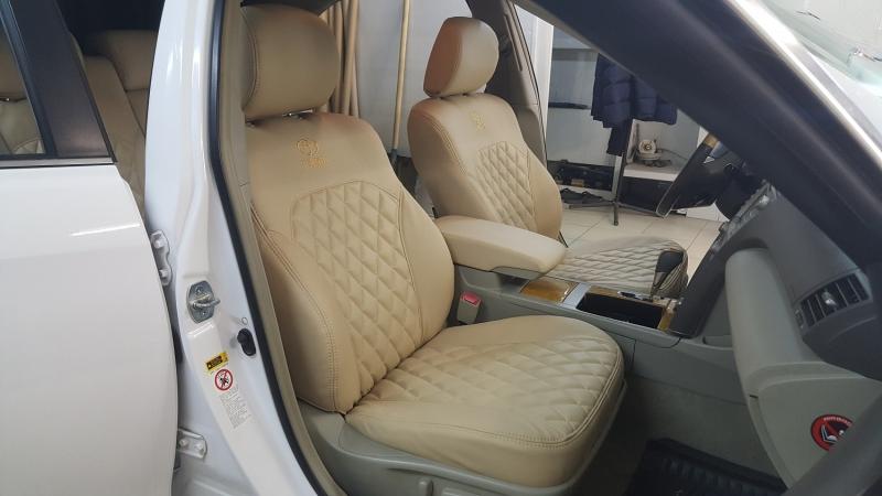 Тойота Камри 09г.ToyotaCamryавточехлыЕкатеринбург