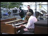 Jimmy McGriff Wiggns Park 2001 Video 2 - Blues Jam