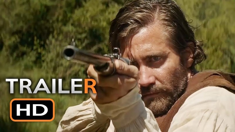 The Sisters Brothers Official Trailer 1 (2018) Jake Gyllenhaal, Joaquin Phoenix Western Movie HD