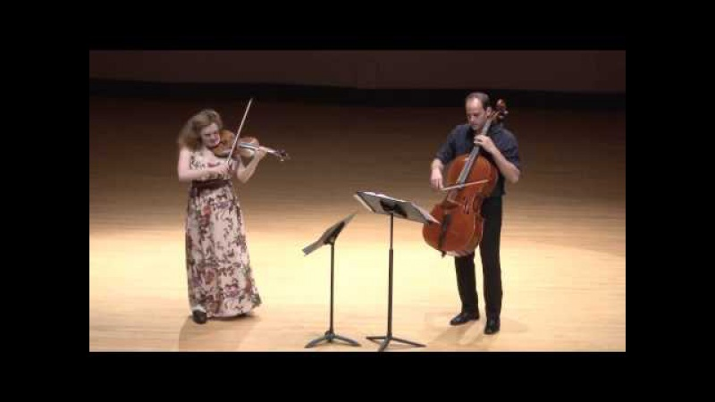 Metallica's One for violin and cello - Rachel Barton Pine and Mike Block