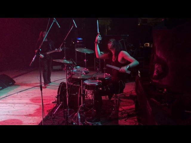 Frozen Madonna Michaelnight cover Дмитрий Кутафин drums
