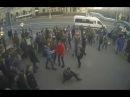 Отец семейства в драке раскромсал двух подростков около МакДоналдса (Минск)