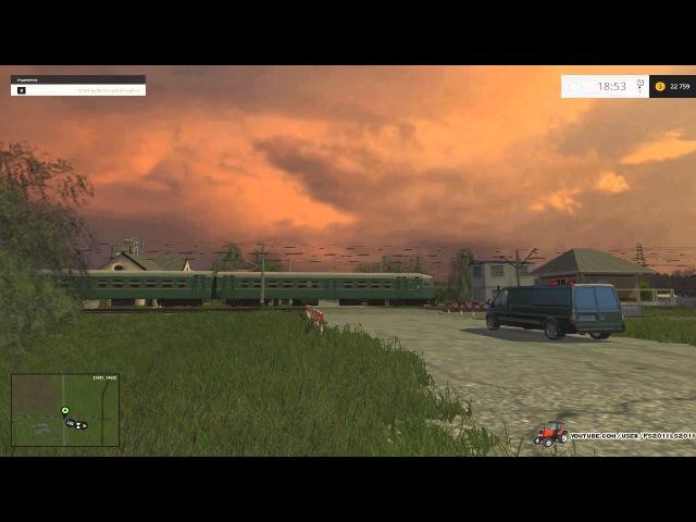 Скачать Карту Балдейкино 2 для Farming Simulator 2015