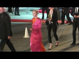Saoirse Ronan arrives at the 29th Annual Palm Springs International Film Festival at Palm Springs Co