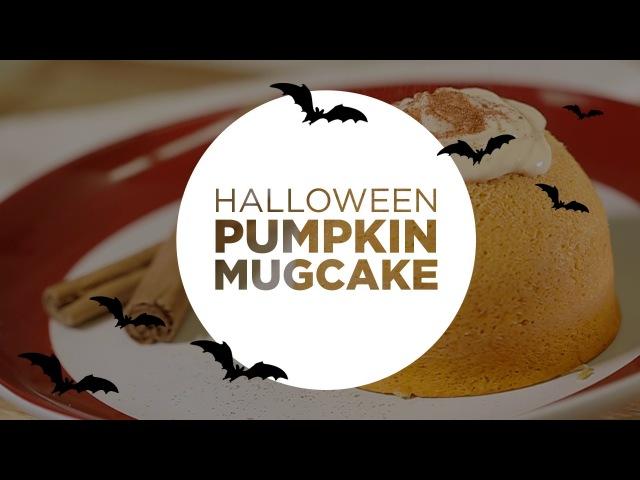 Cooking Clean with Quest - Halloween Pumpkin Mug Cake