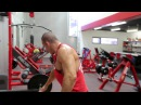 Gen-Tec Nutrition — Nick Jones's Shoulder Workout
