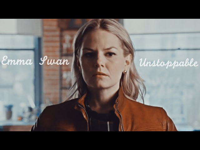 • Emma Swan    Unstoppable