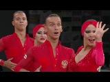 Пермские танцоры стали чемпионами мира по латиноамериканским танцам в дисциплине Formation