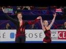 Евгения Тарасова и Владимир Морозов Чемпионат мира 2018 КП