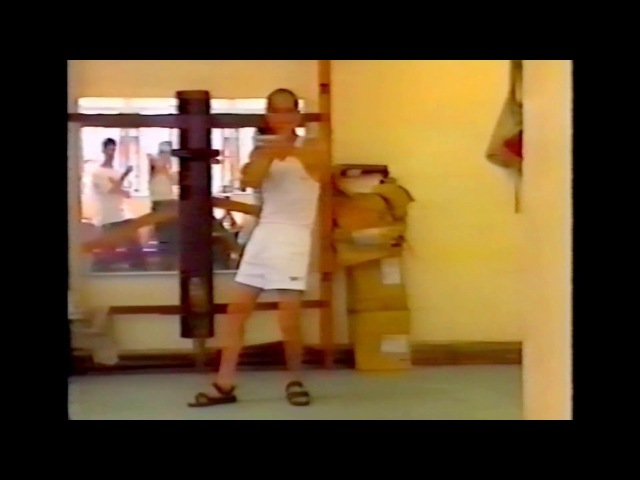 Simply Wing Chun Kuen - Ving Tsun Athletic Association, June 1995