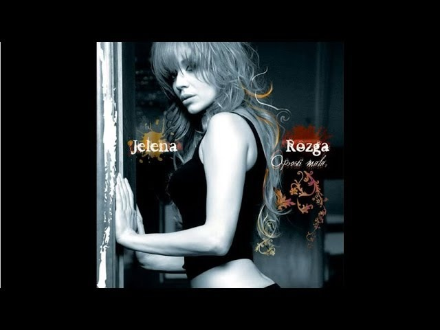 Jelena Rozga Roba s greskom Audio 2006