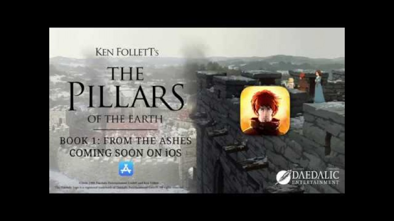 The Pillars Of The Earth - iOS Trailer