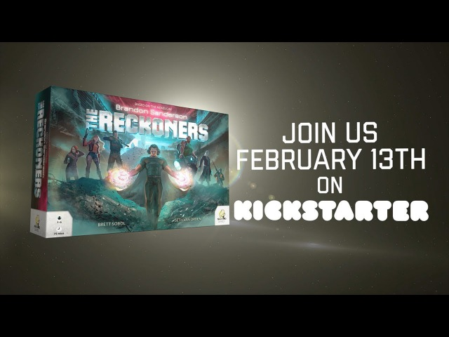 The Reckoners Board Game Trailer Part 1